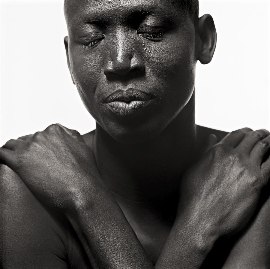 Dan White, Photojournalist - Longevity. Head and shoulders image of man.