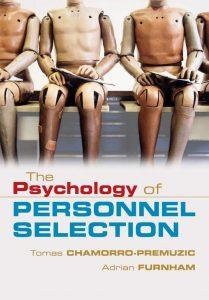 Personal sellection book coverAdrian Furnham Psychologist, aspect on longevity