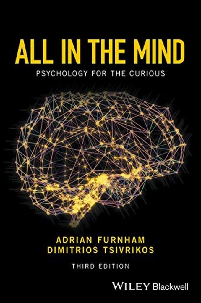 All n the mind book, Adrian Furnham