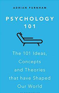 Adrian Furnham psychologist on longevity book