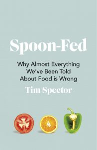 Spoon fed book by Tim Spector