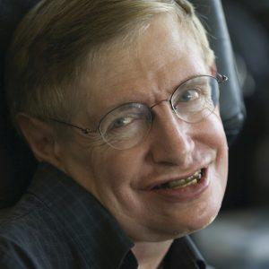 Steven Hawking by Dan White