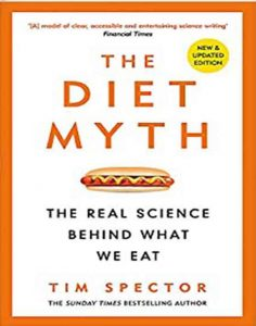 The diet myth book by Tim Spector
