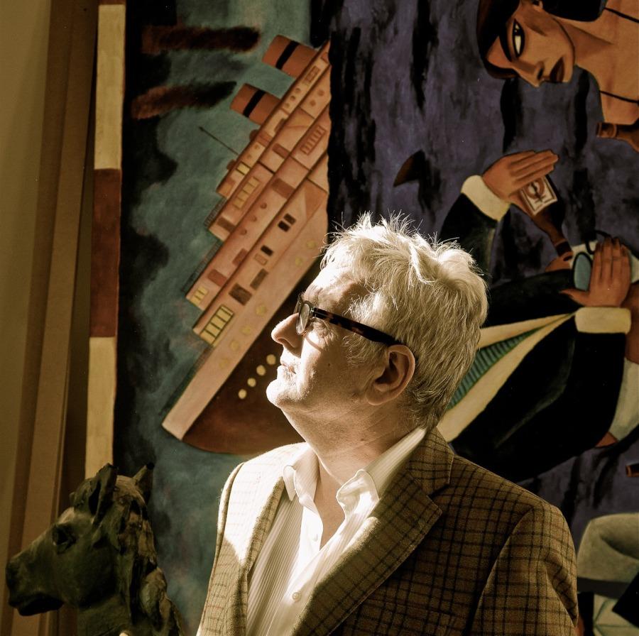 Graham Knuttal, Sculptor & Painter- Art Impacts Our Health
