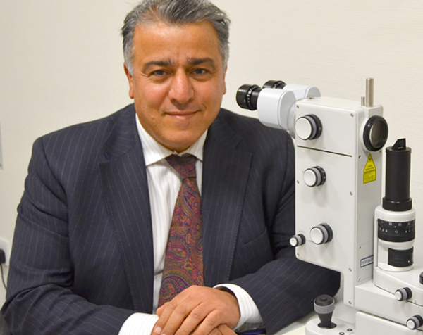 Masoud Teimory, Consultant Ophthalmologist & Photographer - Art, Empathy & Science