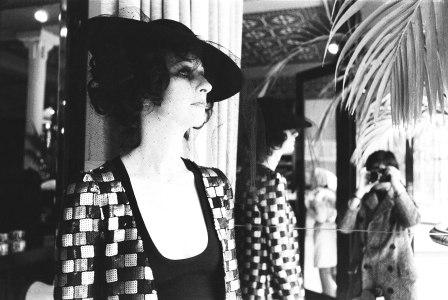 Biba Fashion shoot - Marilyn Stafford, Photojournalist