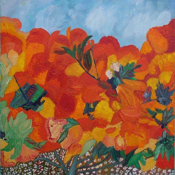 Website-Blooming Azaleas